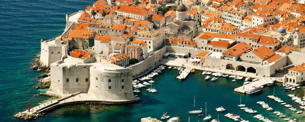 Dubrovnik Altstadt, Kroatien