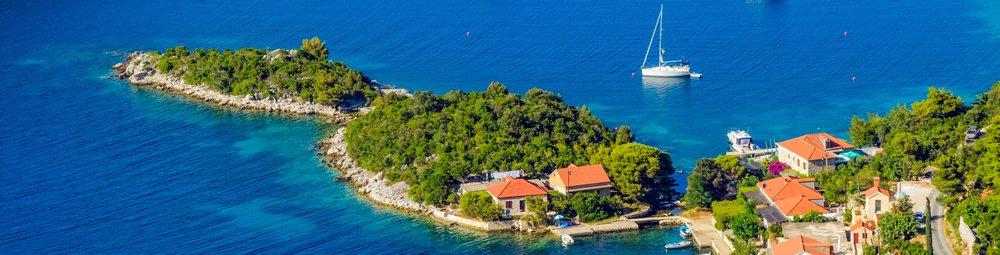 Dalmatiens Insel Mljet